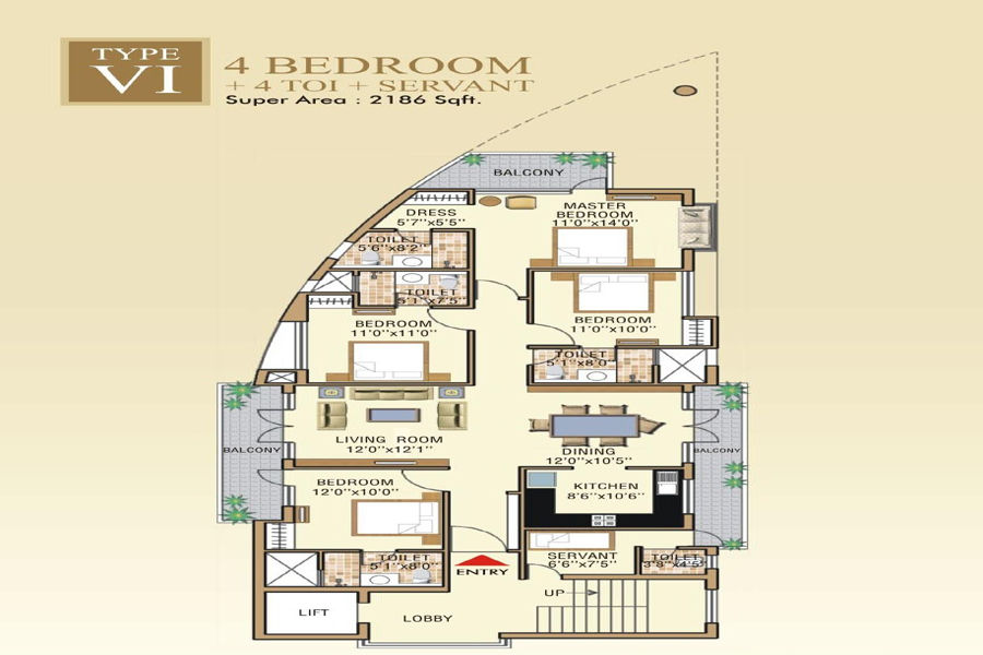 Resale Flats in Sector 75 Noida below 40 lakhs - makaan.com