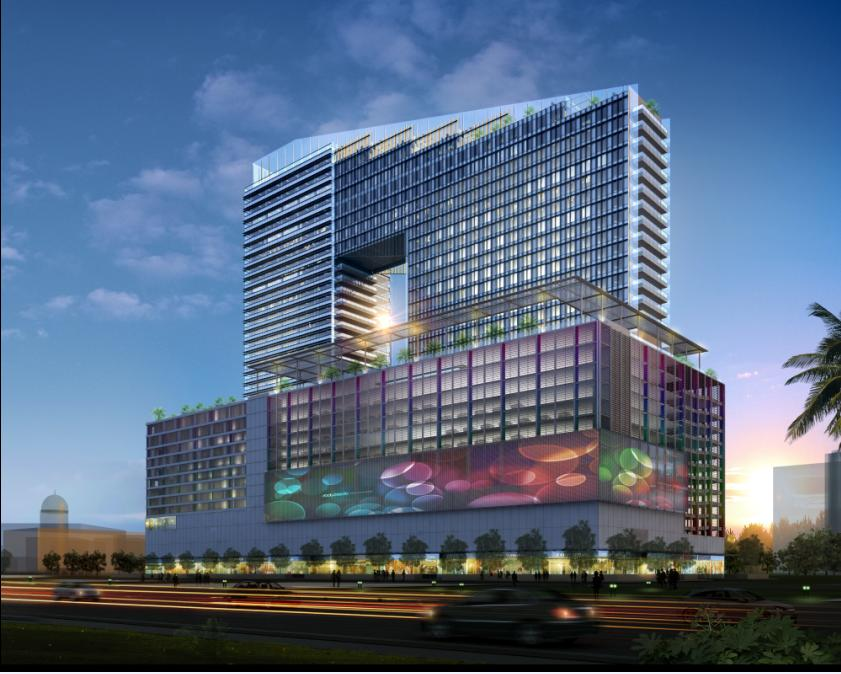 commercial office space NOIDA sector 18