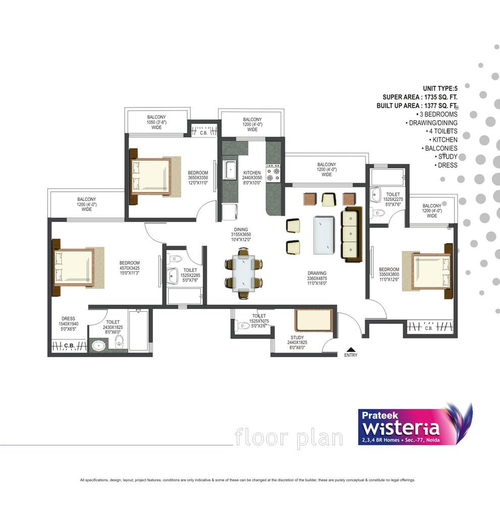 09810000375 prateek wisteria resale price flats in noida for Best flooring for resale value